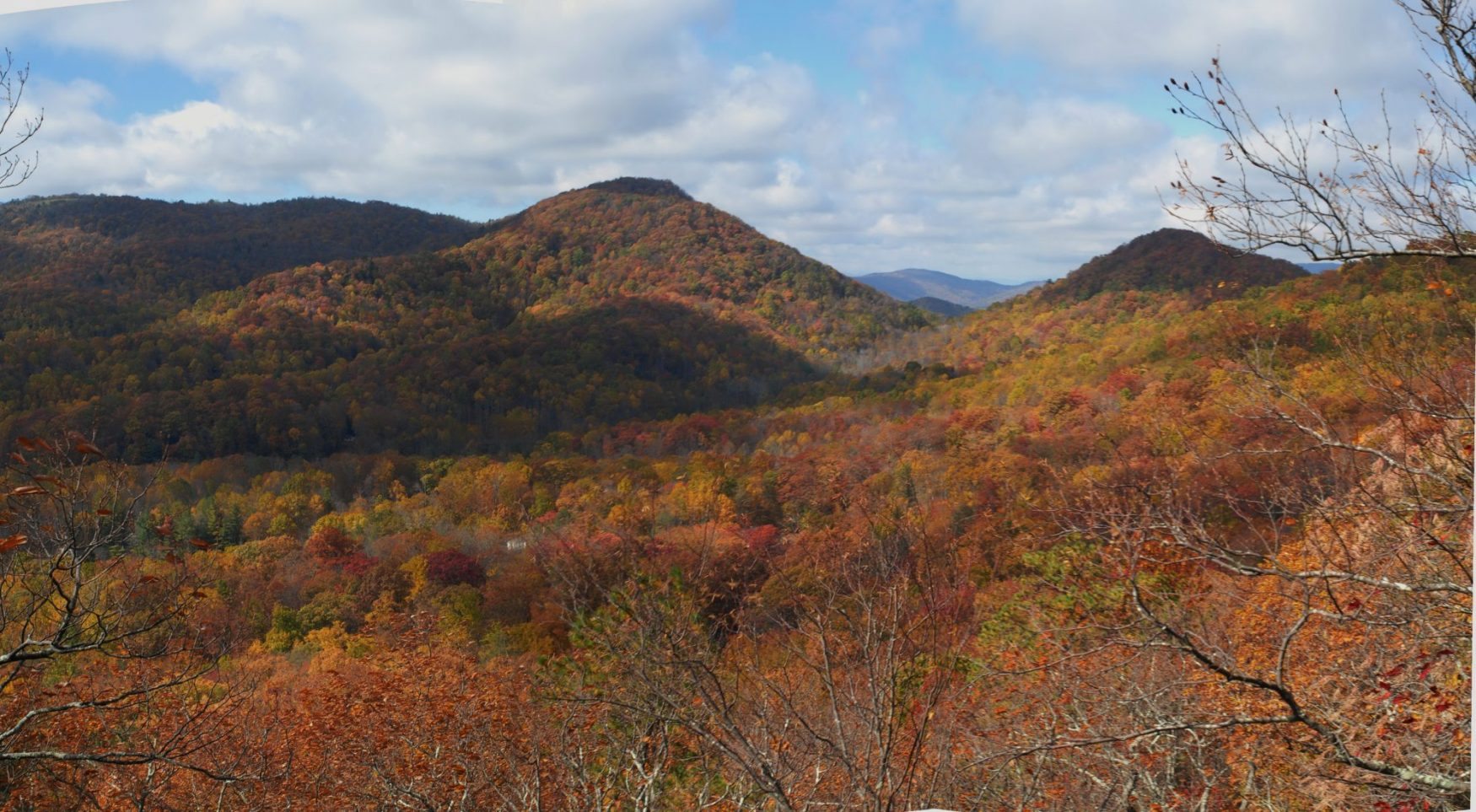 View from Rattlesnake Knob in Florence Nature Preserve – photo by CMLC