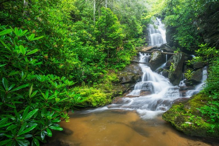 Reece Place Falls, photo by Kevin Adams