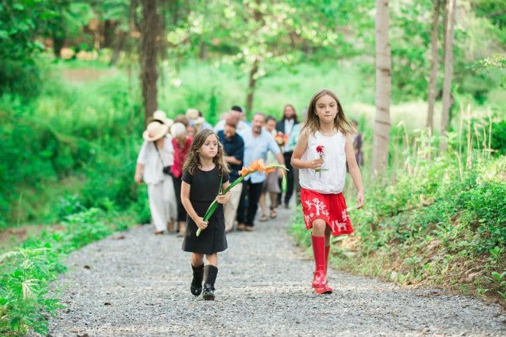 Funeral at Carolina Memorial Sanctuary
