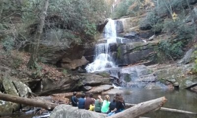 Hiking Club at Little Bradley Falls