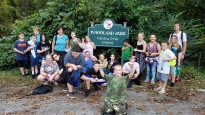 PCMS Hiking Club
