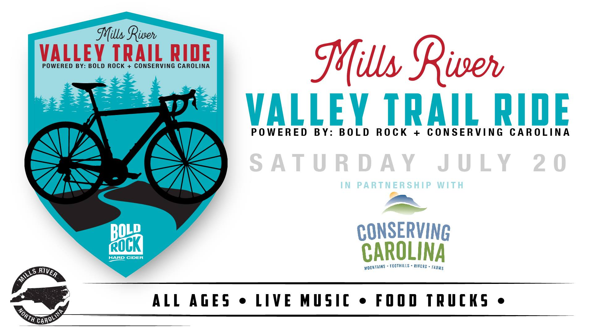 Mills River Valley Trail Ride
