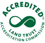 land trust accreditation logo