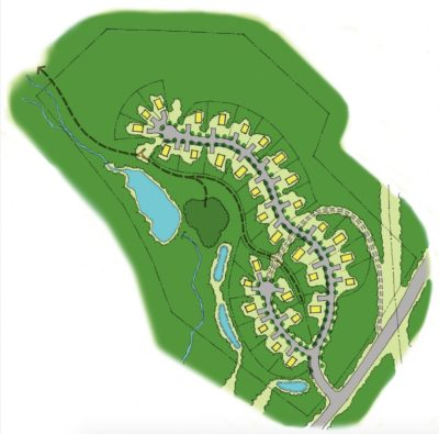 Conservation Development Plan at Little White Oak Mountain