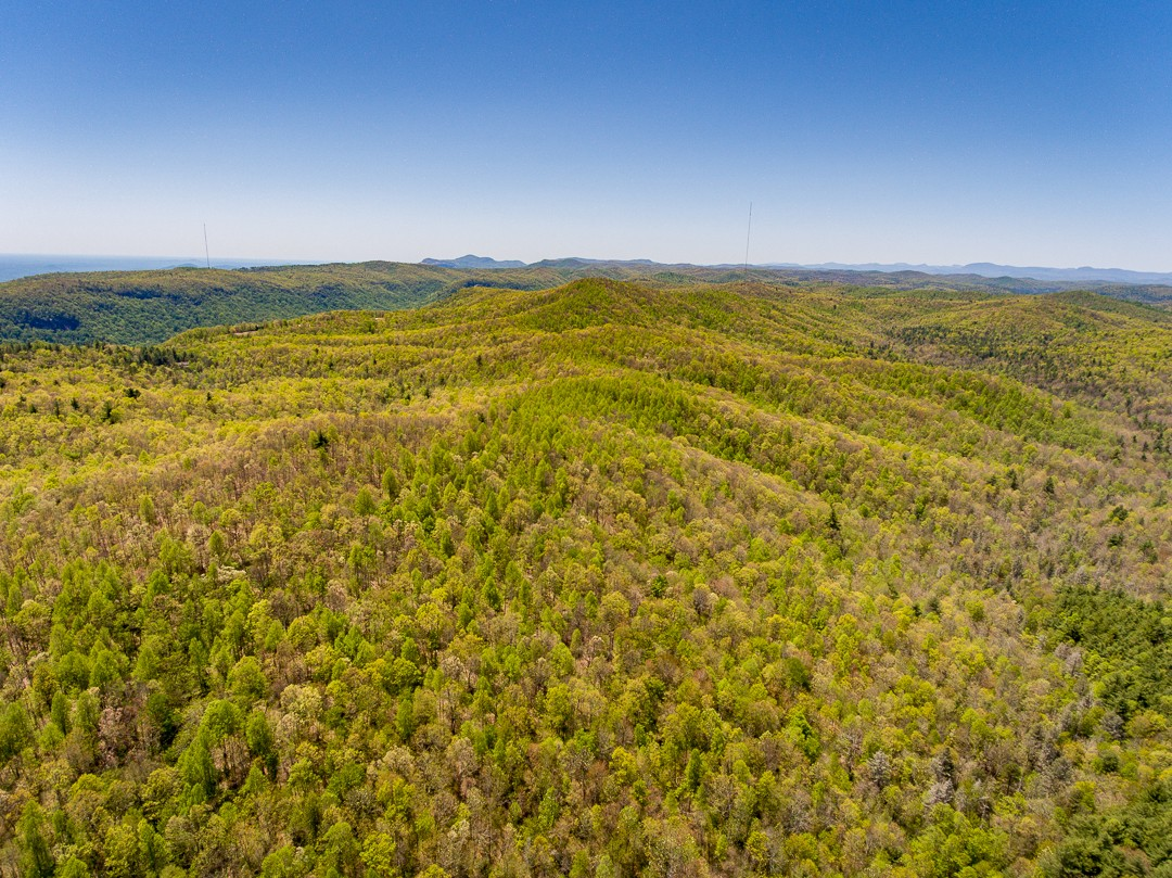 Continental Divide Tract  - Aerial