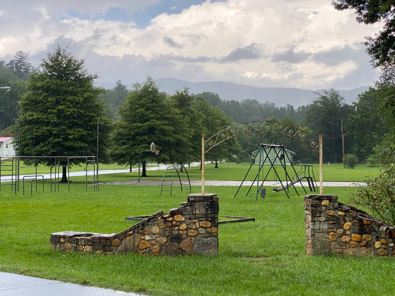 Silversteen playground
