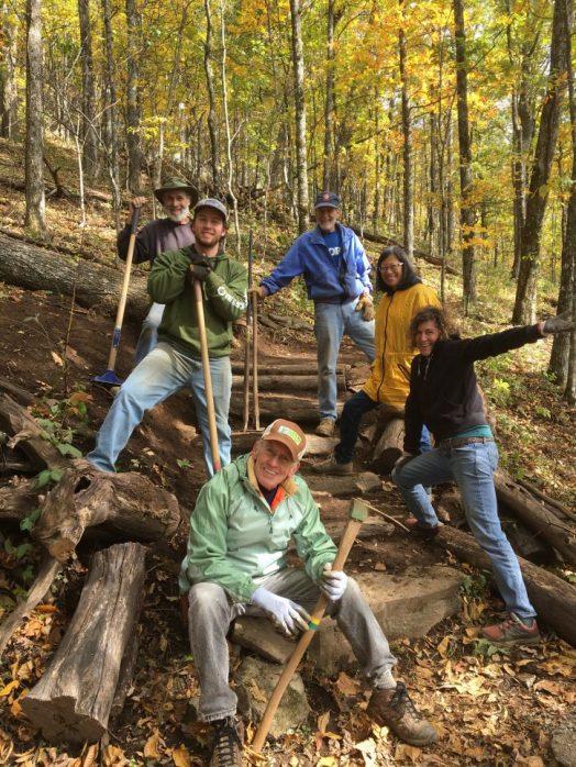 trails crew