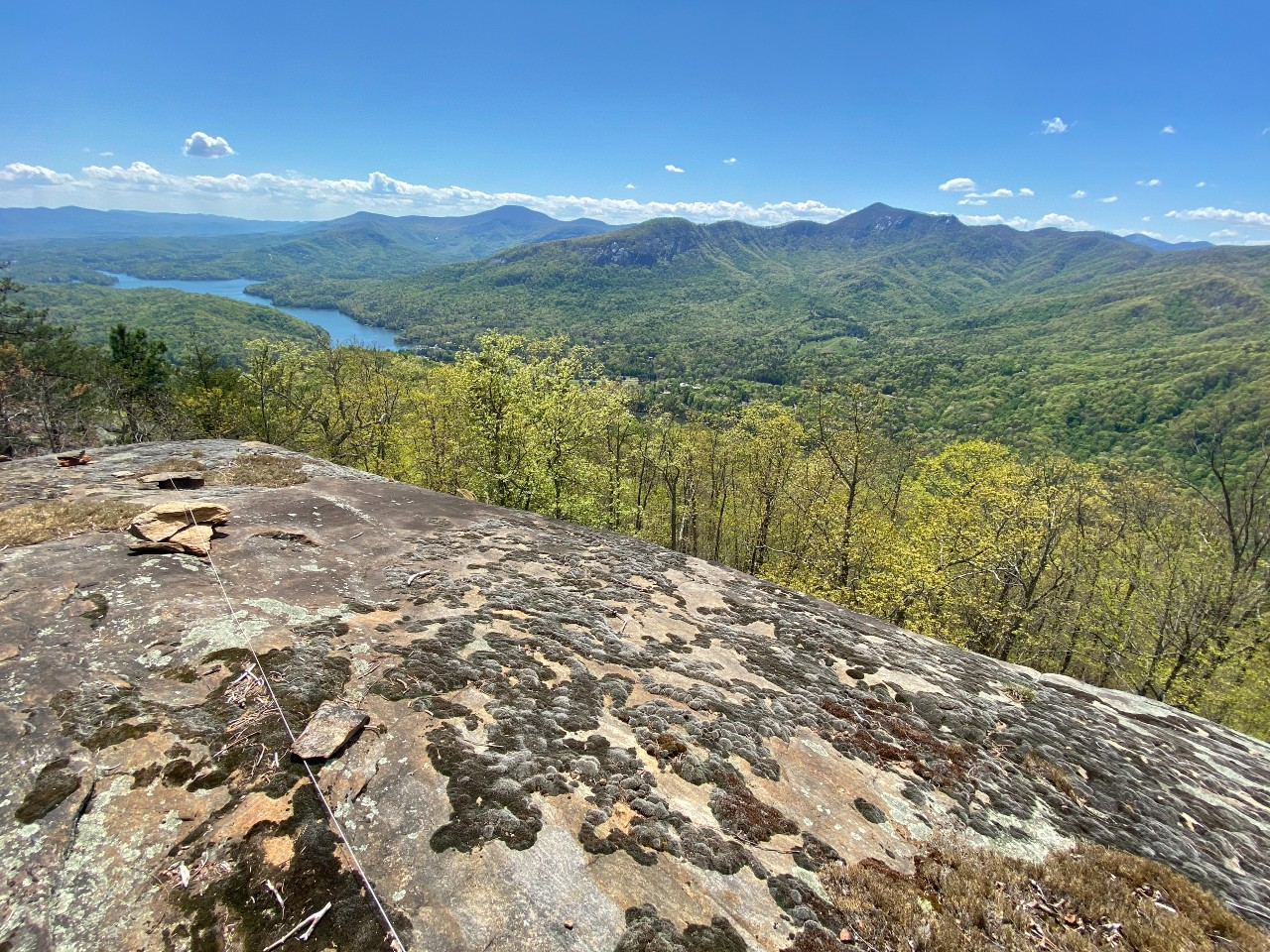 View from top of Youngs Mountain Trail – by Rose Lane (2)