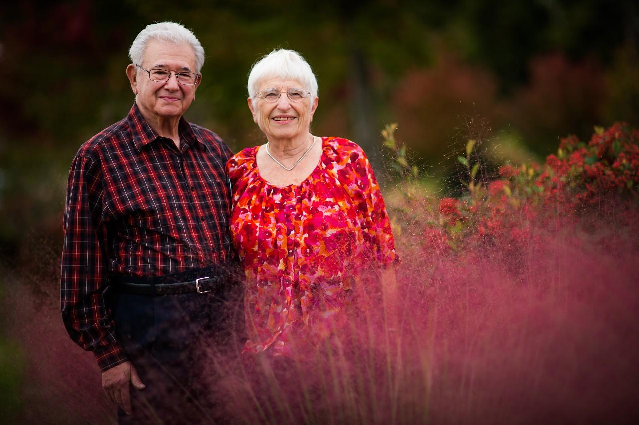 Stuart and Carola Cohn